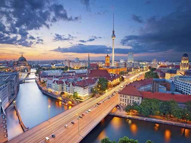جاذبه های برلین