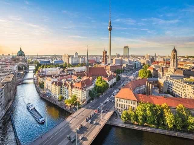 پایتخت آلمان