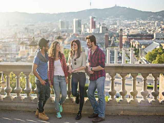 یادگیری زبان جدید در اسپانیا