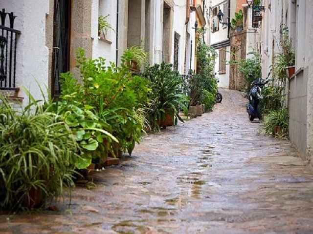 آب و هوای اسپانیا