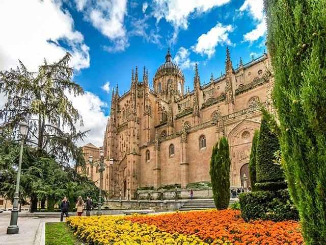 دانشگاه سالامانکا اسپانیا