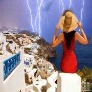 درباره آب و هوای یونان بدانید!