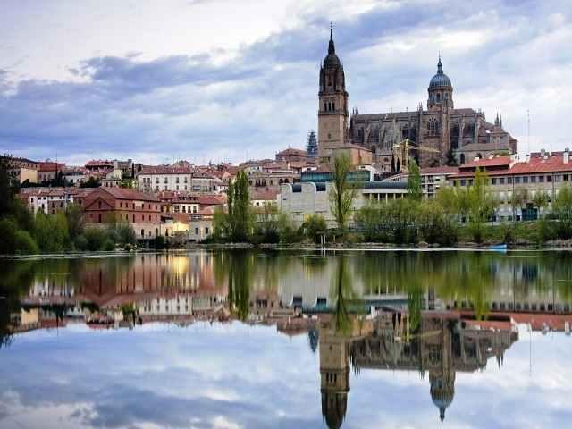 میراث فرهنگی در شمال غربی اسپانیا