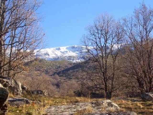 اسپانیا در زمستان
