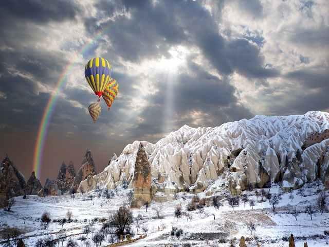 زمستان در ترکیه