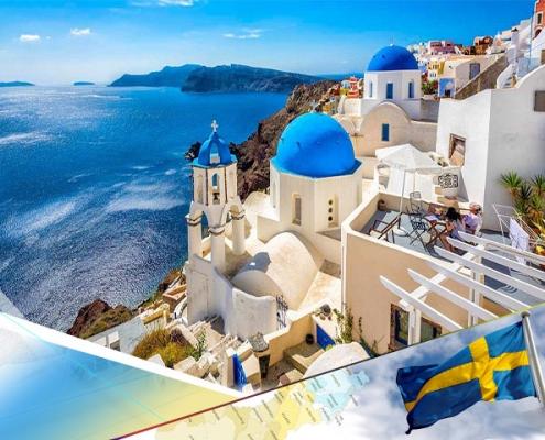 خرید خانه در یونان