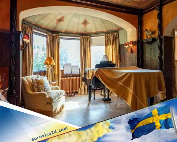 خرید مسکن در سوئد