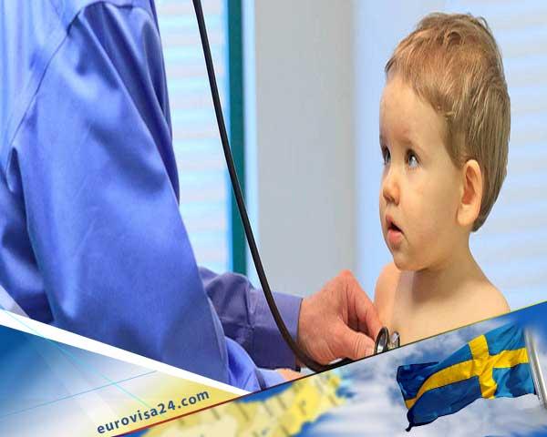 بهداشت و درمان در سوئد