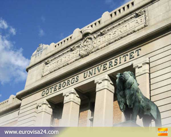 دانشگاه گوتنبرگ سوئد