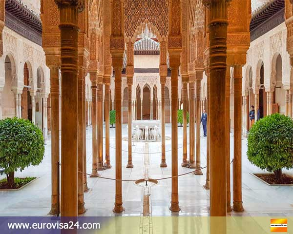 کاخ الحمرا (Alhambra)