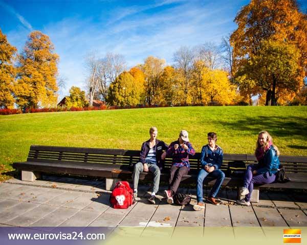 دانشگاه لینکوپینگ سوئد