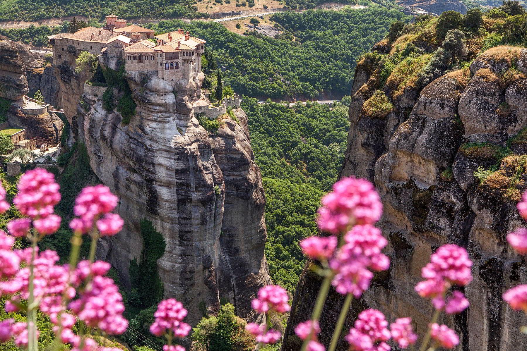 بهار در یونان