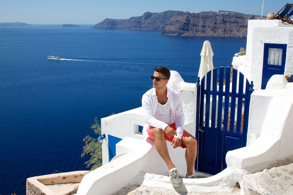 تابستان در یونان