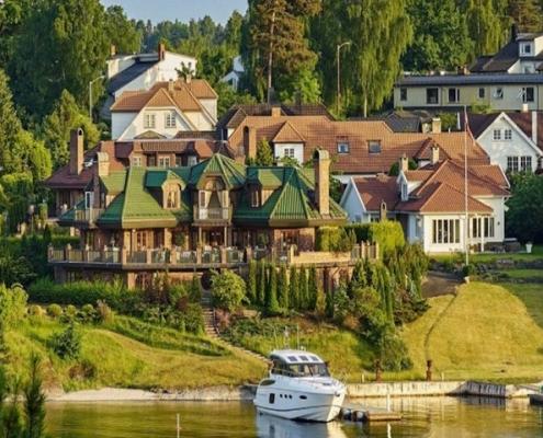 از معماری مدرن تا خانه های کاهگلی در آلمان