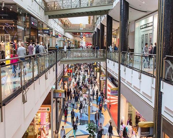 مراکز خرید در آلمان