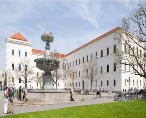 دانشگاه لودویگ ماکسیمیلیان مونیخ آلمان