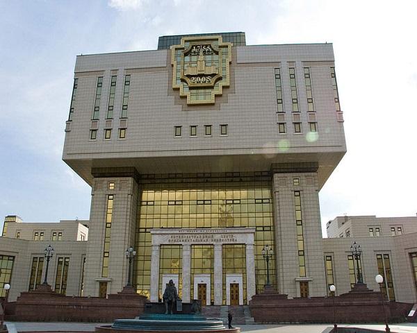 دانشگاه دولتی لومونوسوف روسیه
