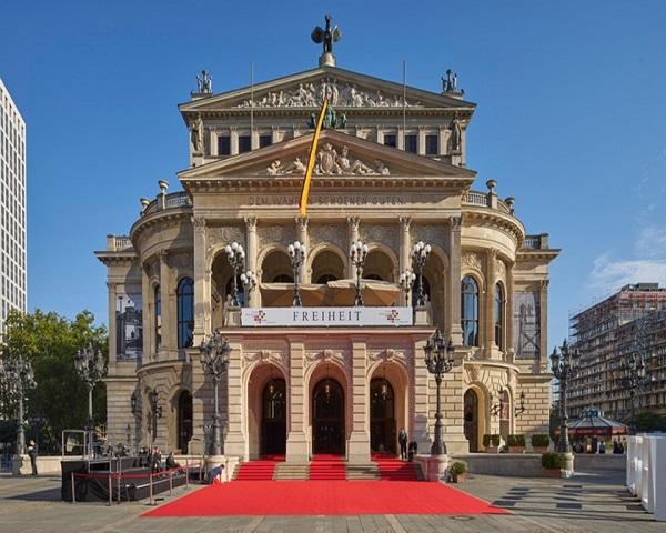 جاذبه های گردشگری شهر فرانکفورت