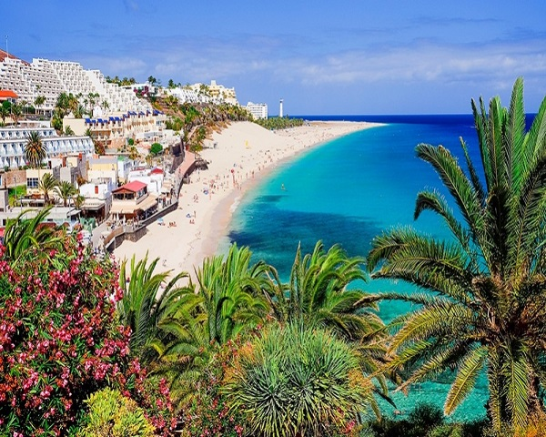 سواحل زیبای اسپانیا