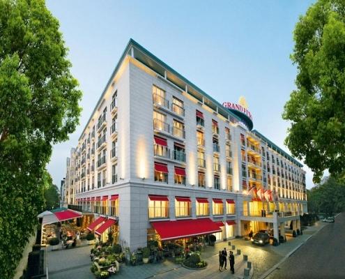 لوکس ترین هتل های آلمان