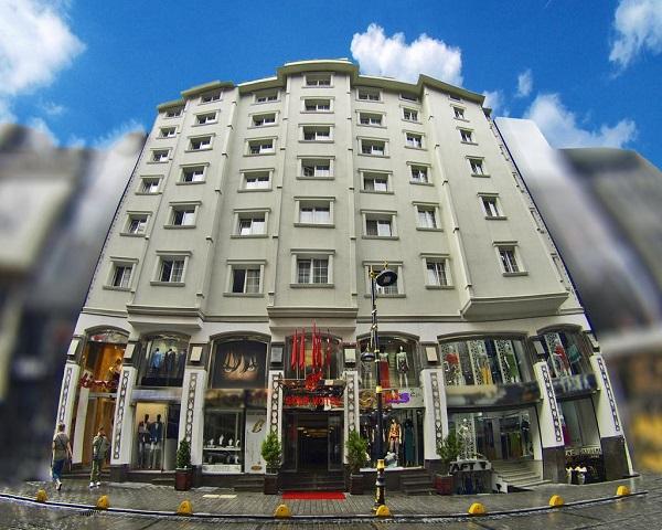 رزرو هتل های ارزان استانبول