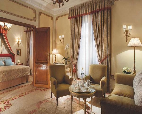 هتل های 5 ستاره مادرید