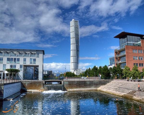 بهترین شهر سوئد برای پناهندگی