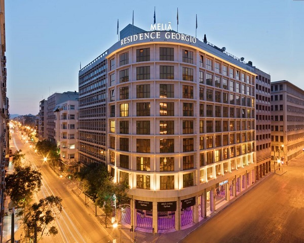 اقامت در بهترین هتل های یونان