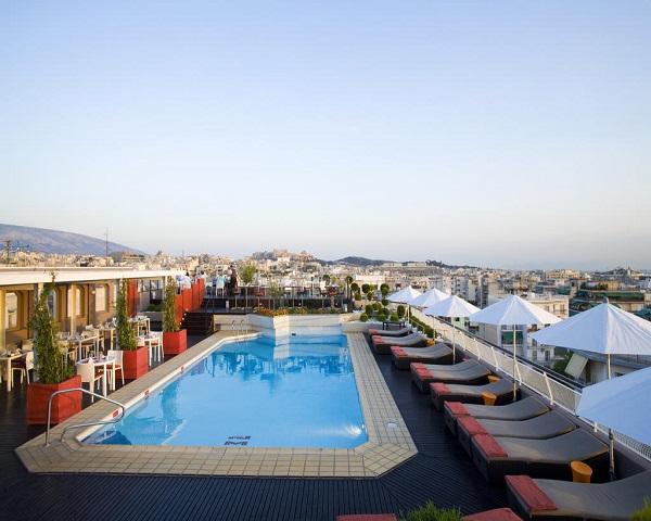 هتل های 4 ستاره یونان