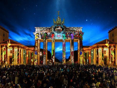 جشنواره نور برلین (Berlin Festival of Lights)