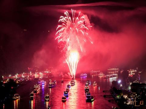 جشنواره راین در شعله ها (Rhine in Flames Festival)