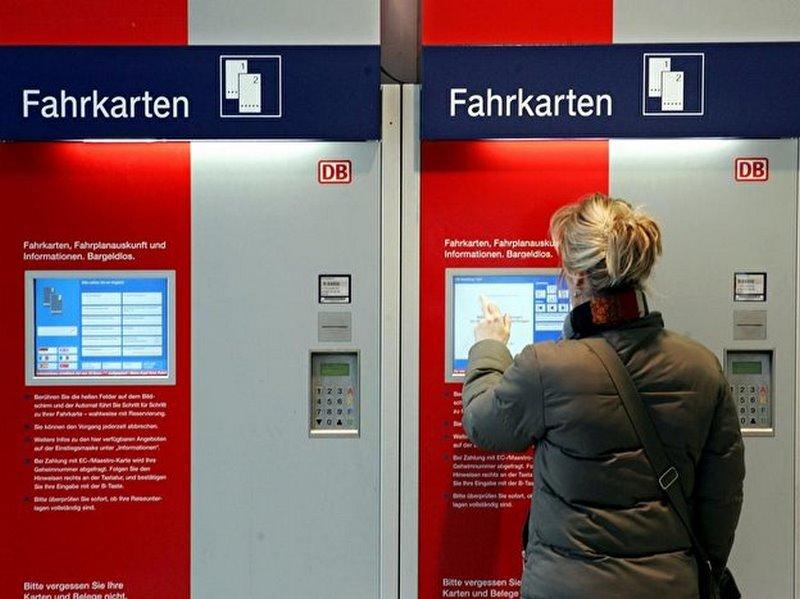 خرید کارت های حمل و نقل در آلمان