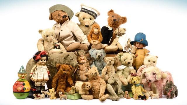 عروسکهای Steiff